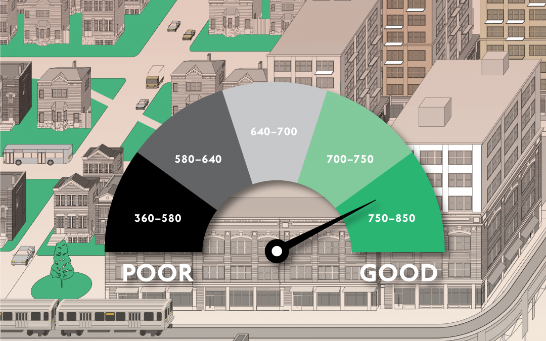 How to win at the credit score numbers game